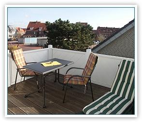Typ 2 Terrasse